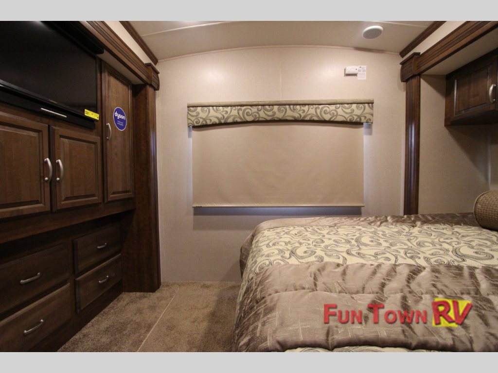 Forest River Cardinal 3800FL Fifth Wheel Master Bedroom
