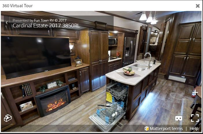 360 degree virtual rv tours are here funtownrv blog for 360 degree house tour