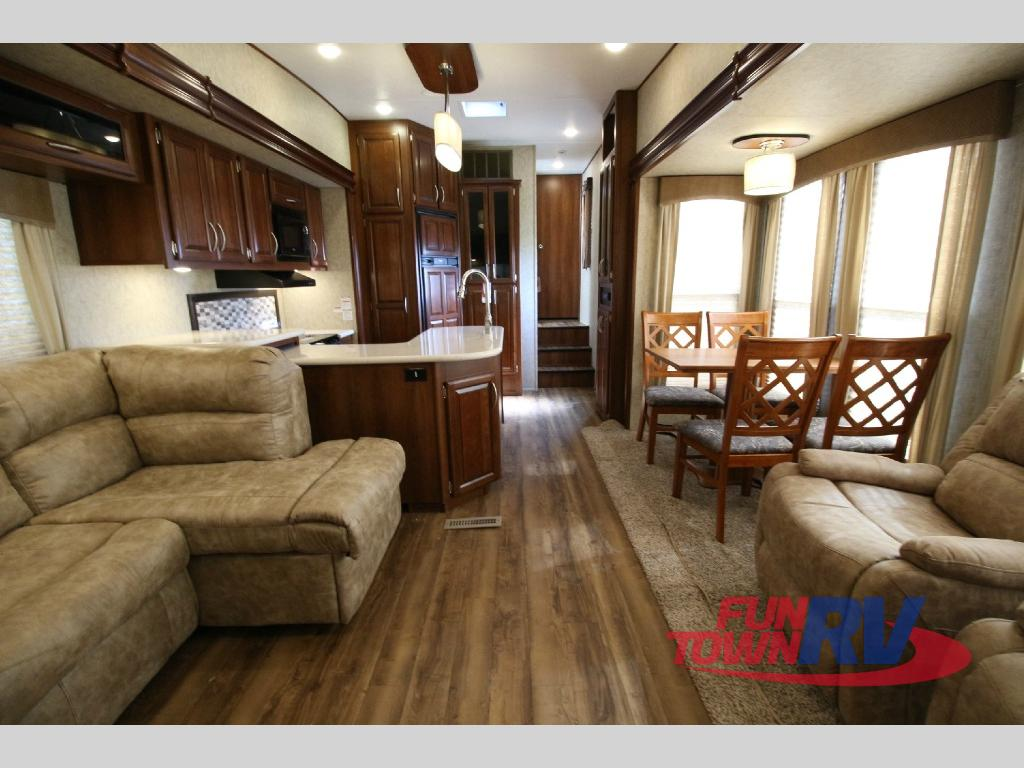 Forest River Black Diamond Fifth Wheel Affordable High