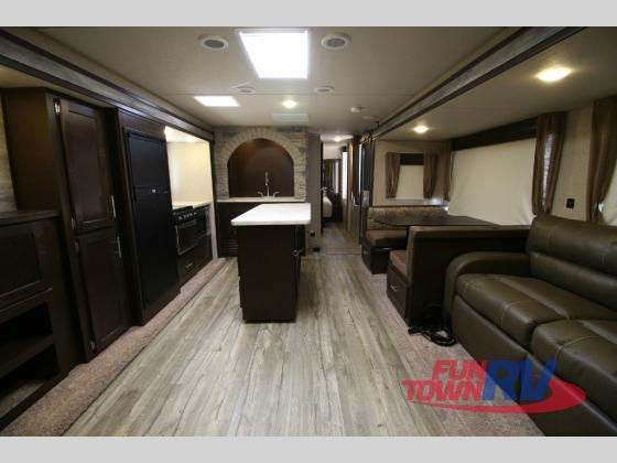 Forest River Cherokee Travel Trailers Interior