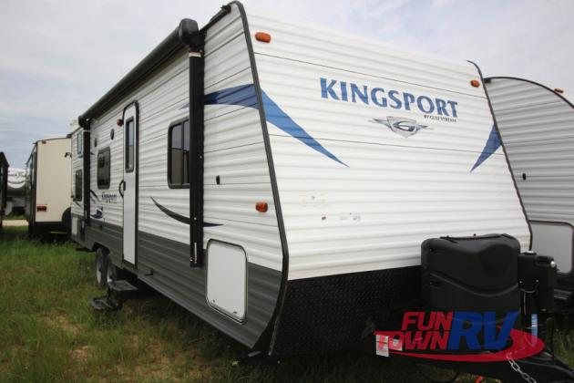 Gulf Stream Kingsport 275FBG Travel Trailers