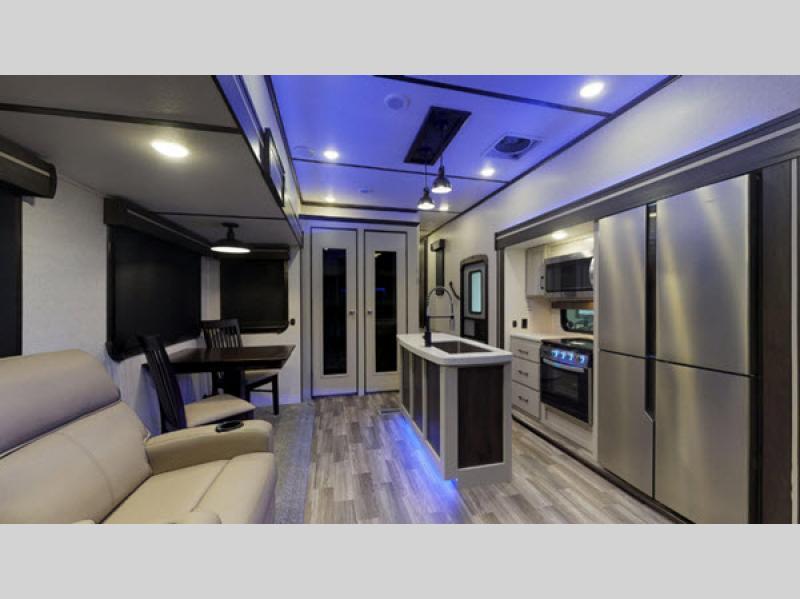 cruiser fifth wheel kitchen
