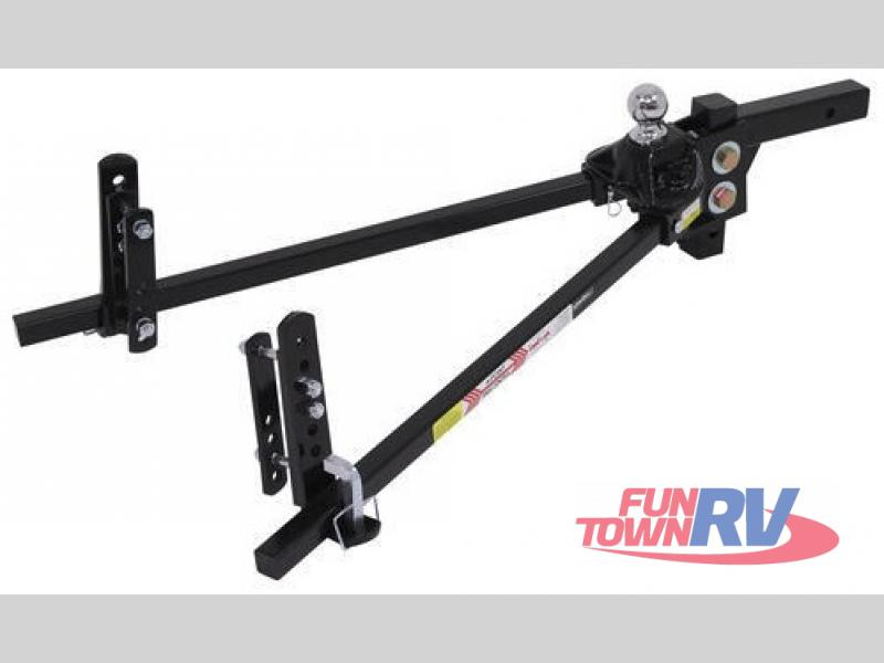 4-POINT Weight Distribution Hitch 1000 Pound Tongue Weight